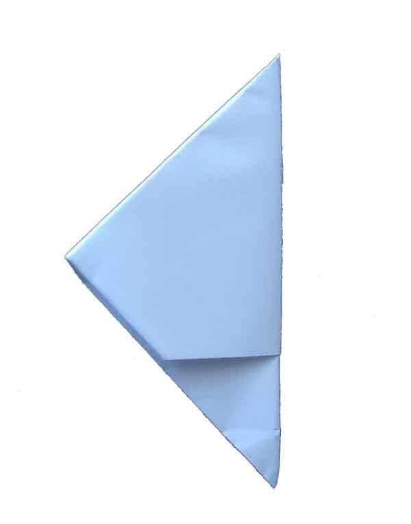 оригами схемы лебедь.